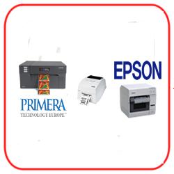 Impresoras de Etiquetas a Color - Inkjet